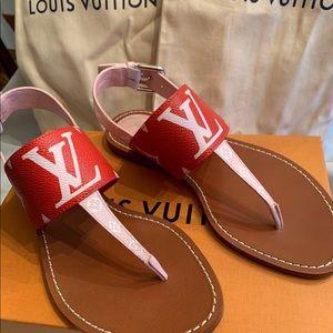 Brand New, Rare, Louis Vuitton Sandals
